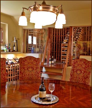 Jennifer Day Lynwood Wine Cellar
