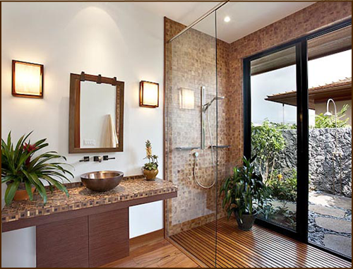 Jennifer Day Kukio Bathroom Design