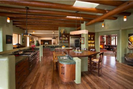 Jennifer Day Camino De Cruz Kitchen Interior