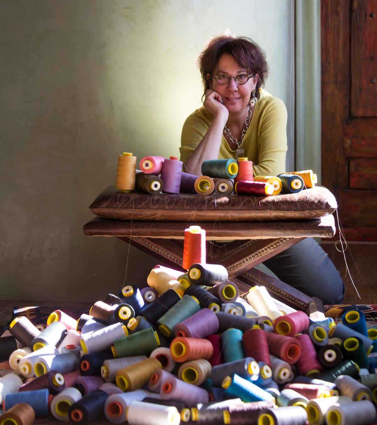 Jennifer Day Quilter & Interior Designer